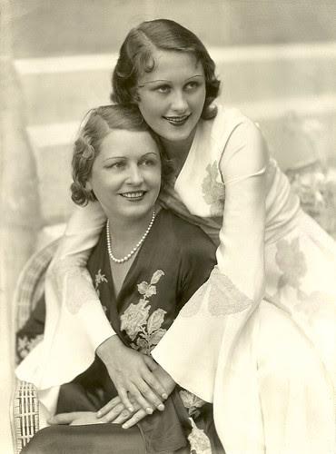 Tamara and Xenia Desni