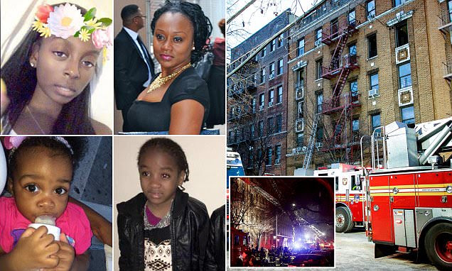 At least 12 people die in Bronx apartment fire