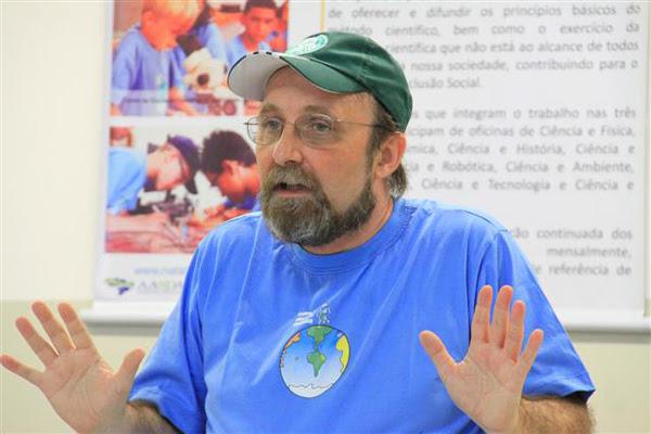 Cientista Miguel Nicolelis é um dos que participam do estudo
