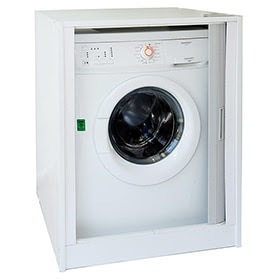 descuento en venta estilo único Venta barata Armario para lavadora exterior: Mueble lavadora exterior