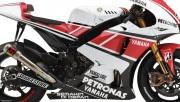Yamaha YZR-M1 WGP50th Anniversary Edition