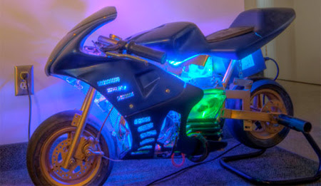 Motorcycle Computer