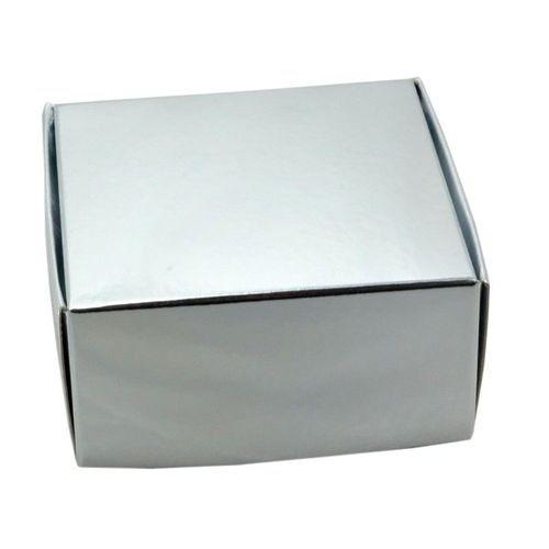 Preço do(a) Caixa Para 4 Doces Prata C/40 Un