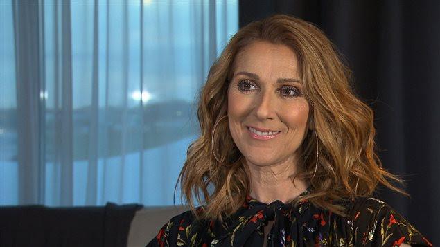 Céline Dion a livré sa dernière entrevue de sa tournée en sol québécois à Trois-Rivières.
