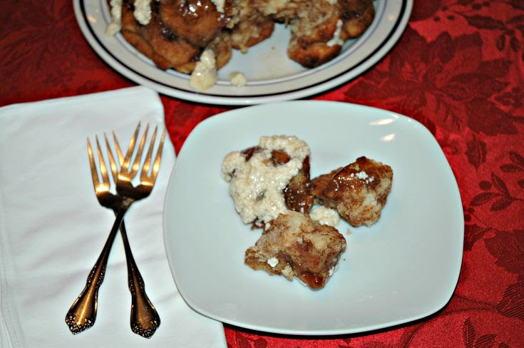 Apple Cider Monkey Bread