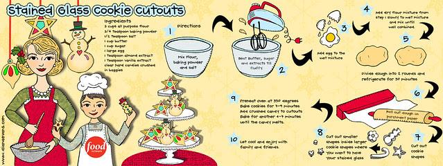 Holiday recipe card - Diana Evans- web