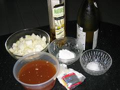 French onion soup meez