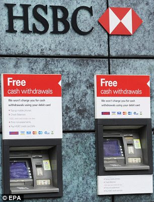 HSBC: One of the 13 banks which have signed up to the CPP compensation deal