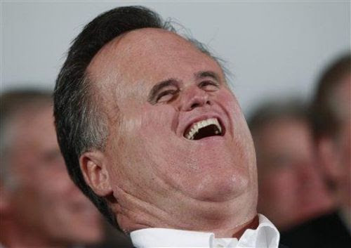 Small Face Romney Blank Meme Template - Imgflip