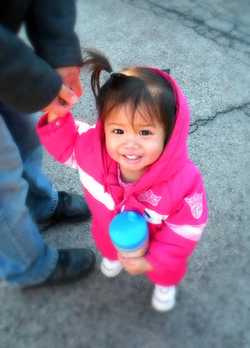 Julia the Pink Marshmallow