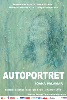 1656 214 414 Expozitia Autoportret la Ateneul Tatarasi/ 8 iulie   30 august