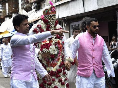 Dawood?s nephew gets married in Mumbai, cops keep a close