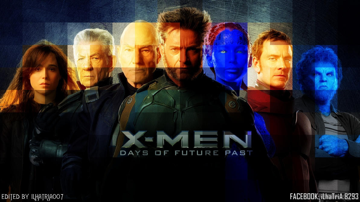 X Men Days Of Future Past Banner Wallpapers Men Days Of Future