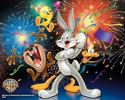 Imagenes de cumpleaños de Bugs Bunny