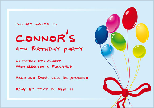 Hollywood Gallery 21st Birthday Party Invitation Wording