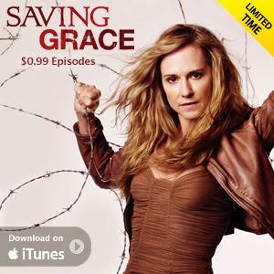 Saving Grace on iTunes