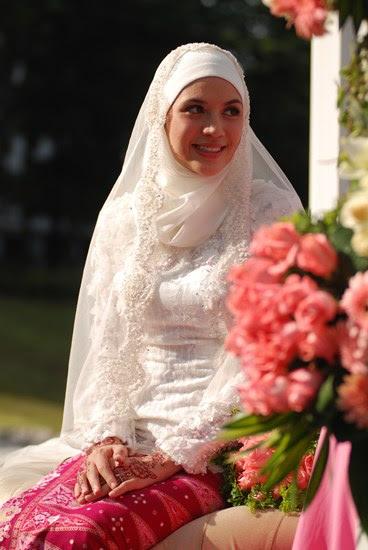 Majlis Akad Nikah Diana Danielle & Farid Kamil