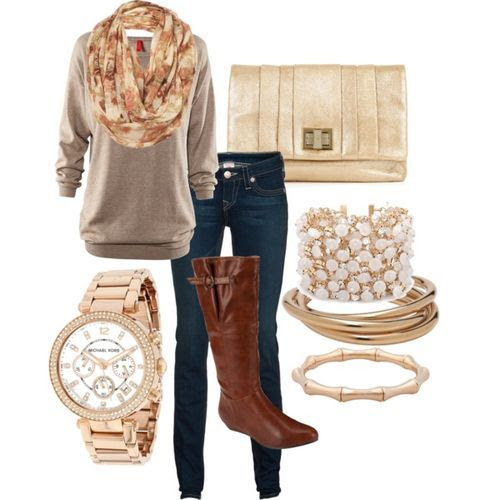 rosy in the fall (girls,dress,girl,fashion,style,clothes,polyvore,our picks)