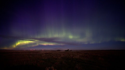 Aurora Chasing - May 26, 2013