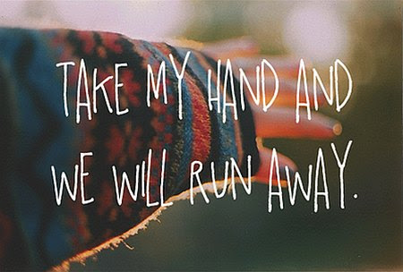 Take My Hand Quote Picture