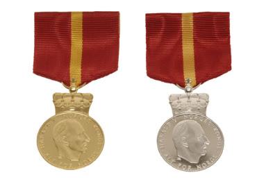 Fortjenstmedaljen