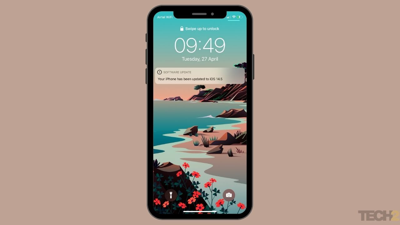 iOS 14.5 update is now available for all iPhone 6s and later users.