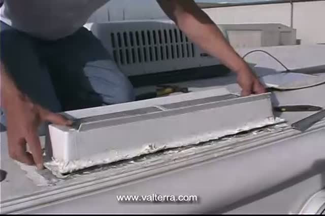 Install Ventilation Fan Cover
