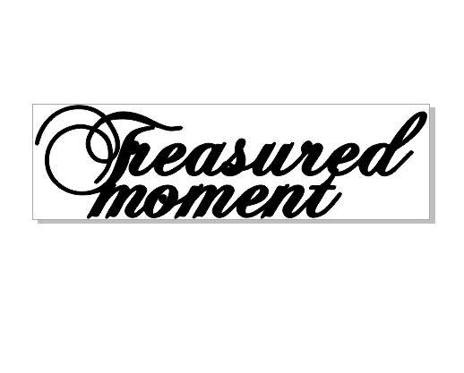 treasured moment 120 x 35 sold in 3\'s