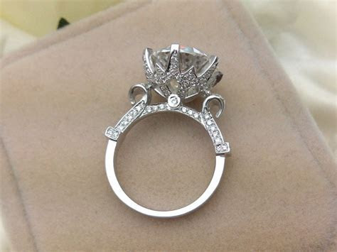 9 Best Grade 5 Carat Diamond Rings in Different Shapes