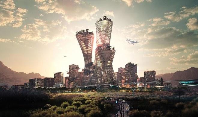 Американский миллиардер намерен построить фантастический город будущего