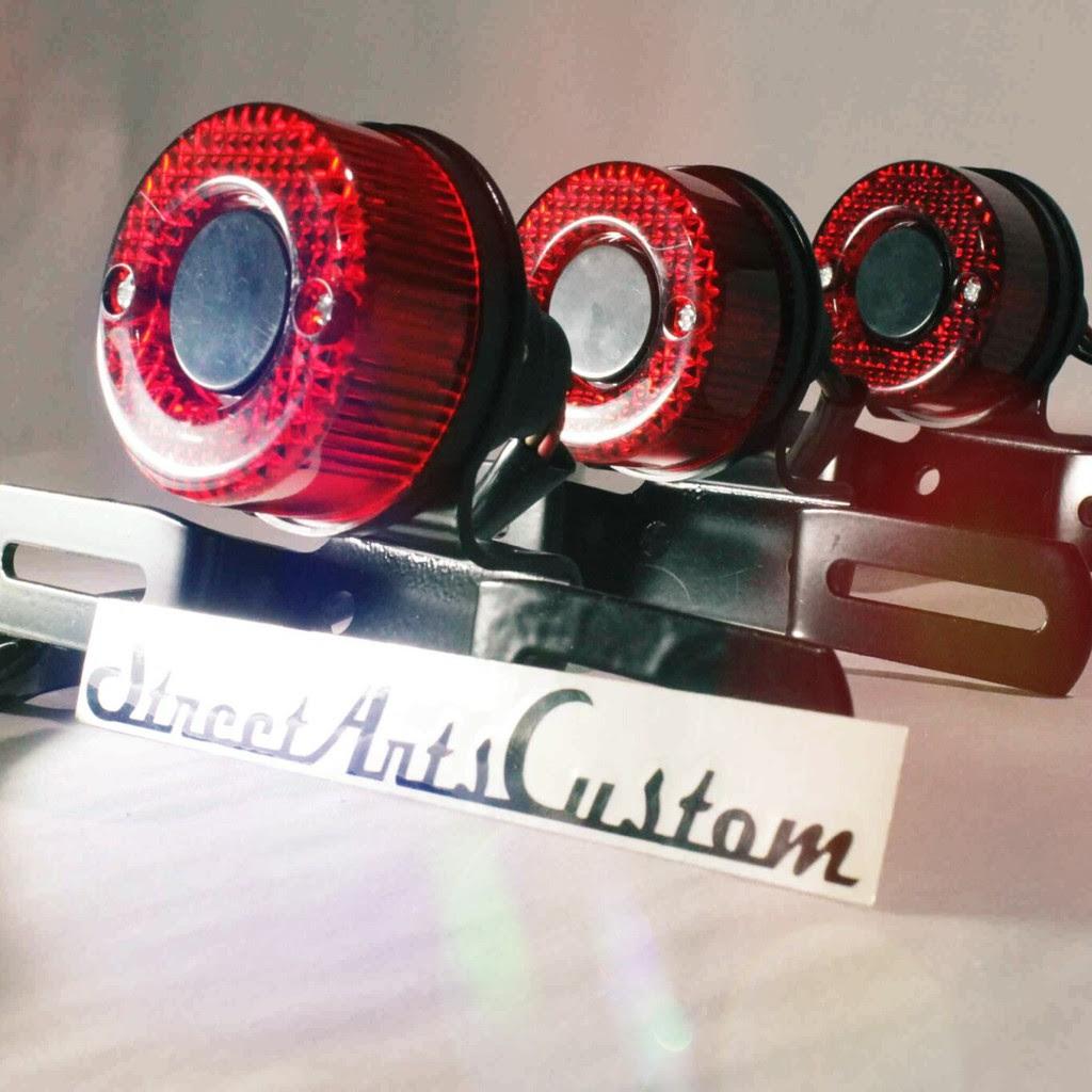Baru Parts Custom Untuk CAFE RACER JAPSTYLE BRAT SCRAMBLER DLL
