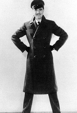 John Gilbert in Downstairs