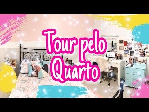 Tour pelo quarto!! #Tour #TourQuarto #MeuQuarto #ClosetDiy #Diy