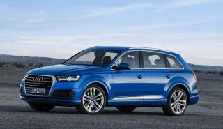 2017 Audi Q7 Pictures/Photos Gallery - MotorAuthority