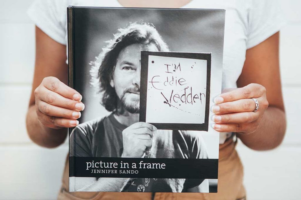 About The Book Picture In A Frame