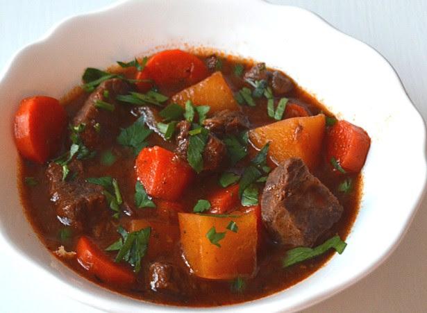 close up stew