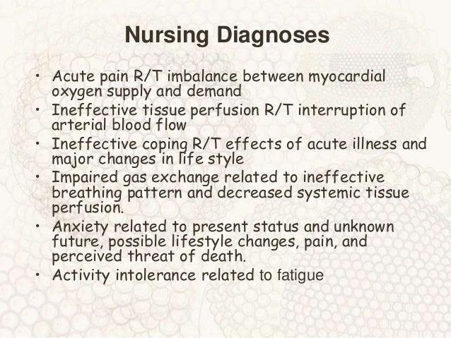 Coronary Artery Diseases (CAD)