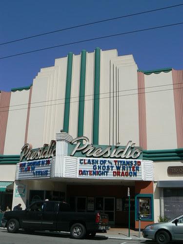 Presidio Theatre, Marina