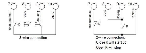 Soft Starter Wiring