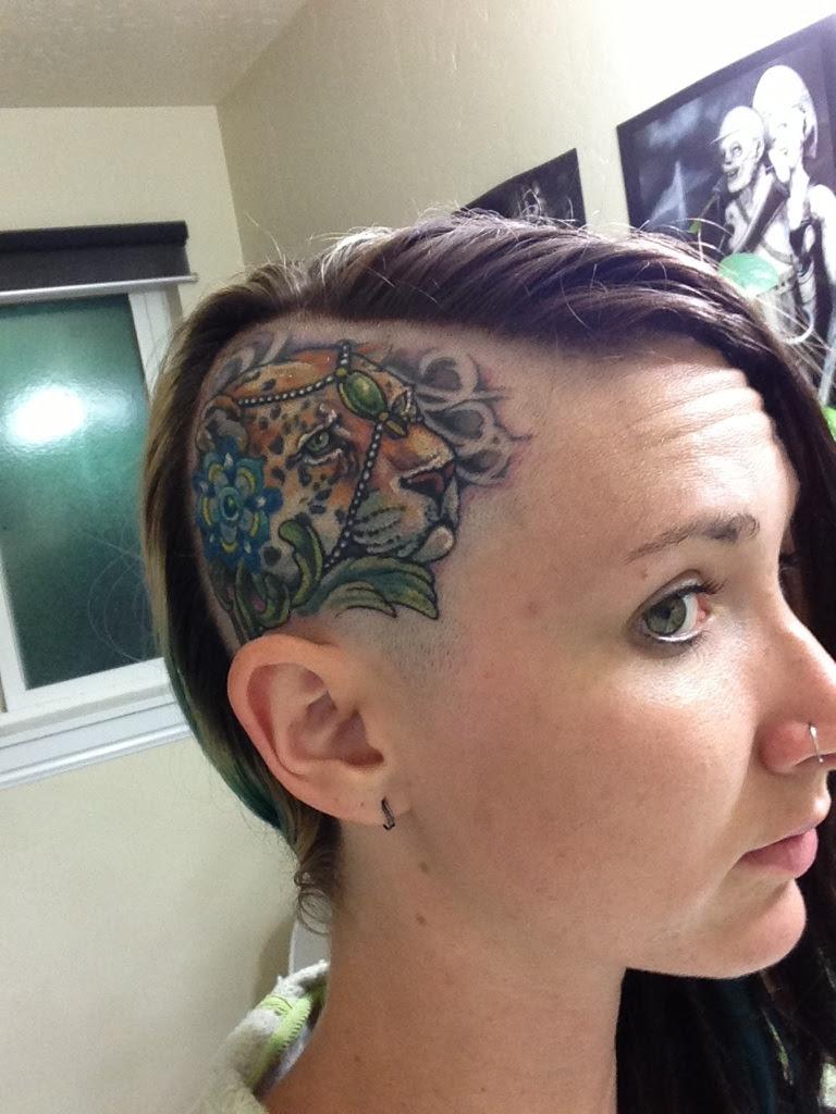 My Jaguar Done By Al Perez At Zen Tattoo In Slc Ut Tattoos