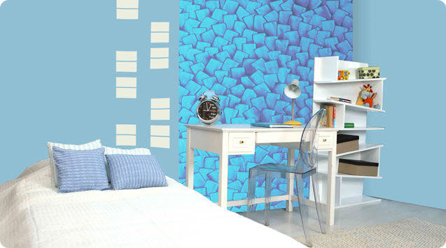 Decorative effect paint - ROYALE PLAY SPATULA - ASIAN PAINTS