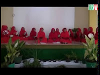 Qasidah Baiturahman Saat Tampil di Peringatan Isra'Mi'raj di Masjid Baiturahman