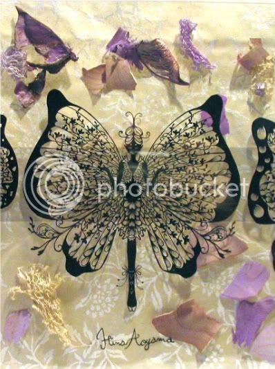 Hina aoyama Lace-cut Creation 3