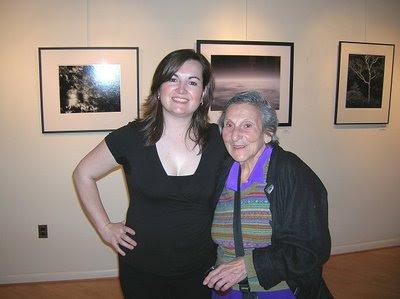 Catriona Fraser and Lida Moser