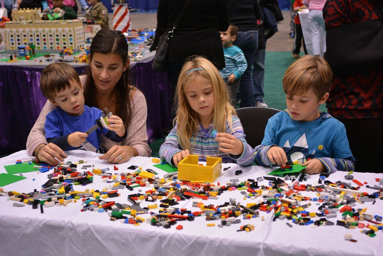 LEGO Fan Experience, family activities, Philly area attractions
