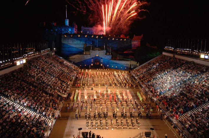 Edinburgh Military Tattoo 2009 – a review
