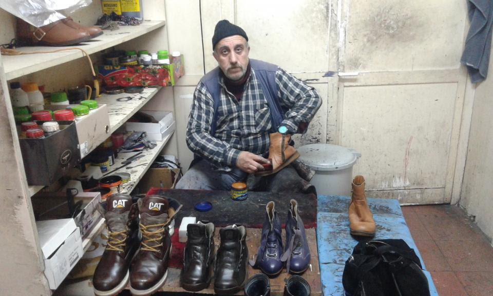 Ayakkabı Boyama Her Renk Her Tür Ayakkabı Boyama Parlatma