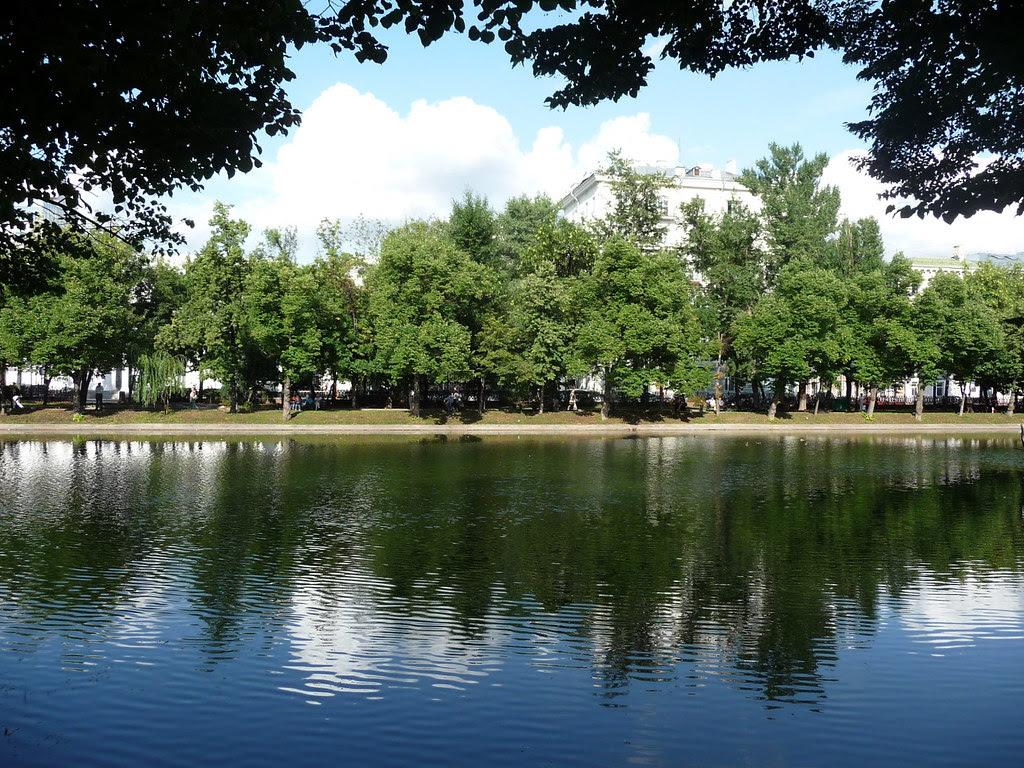Photo of Chistye Prudy Park