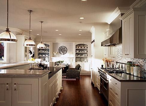 Sarah Richardson KItchen - Transitional - kitchen - Sarah ...