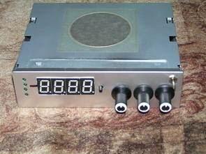 4 cảm biến nhiệt kế cho PC 3 kênh kiểm soát tốc độ quạt